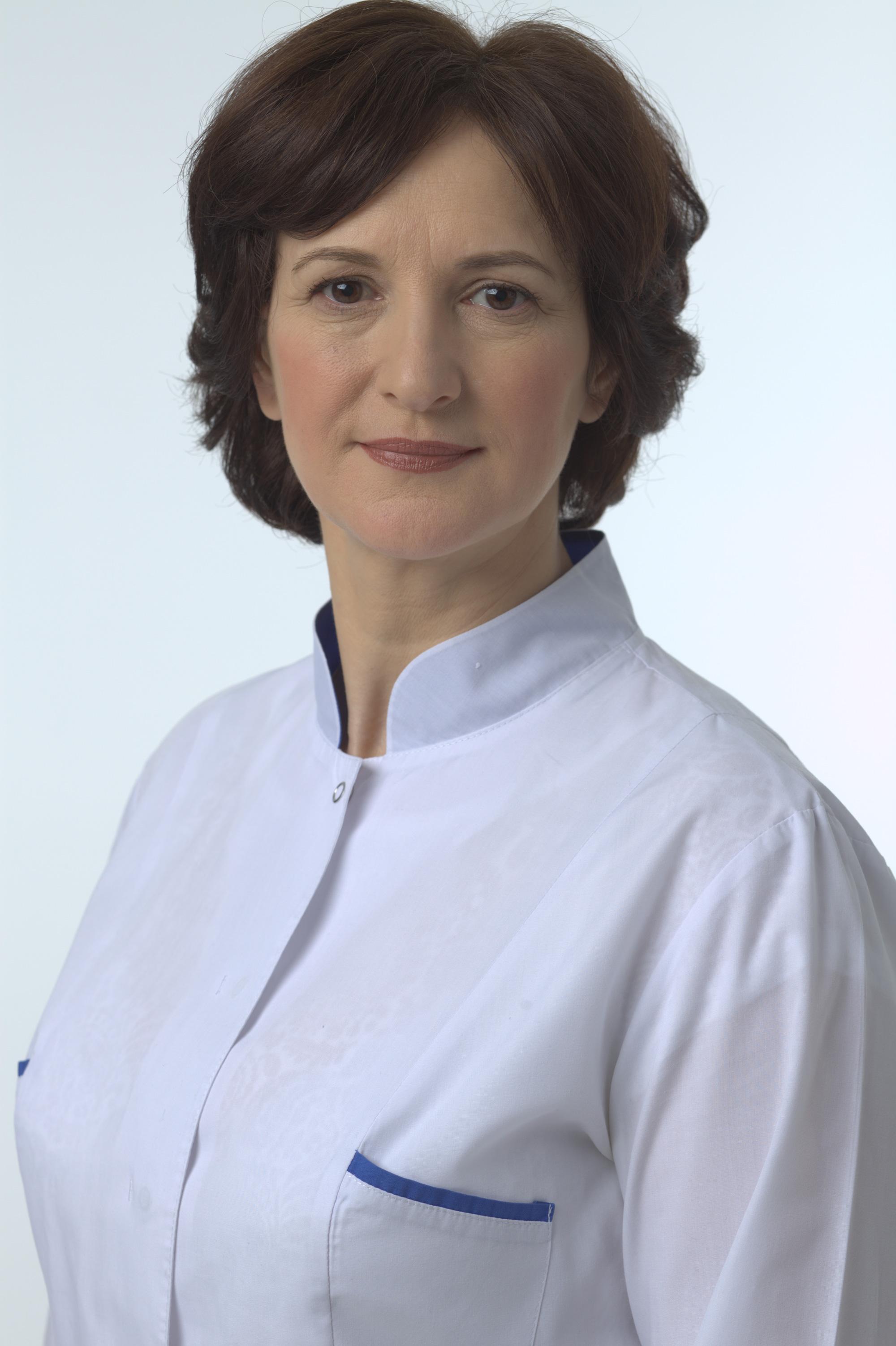 Старшая медицинская сестра центров «EVO».